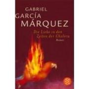 Die Liebe in Den Zeiten Der Cholera by Gabriel Garcia Marquez
