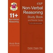 11+ Non-Verbal Reasoning Study Book and Parents' Guide (for Gl & Other Test Providers) by CGP Books