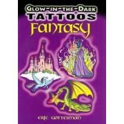 Glow-in-the-Dark Tattoos: Fantasy by Eric Gottesman