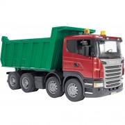 Bruder 3550 - Camion Scania con cassone ribaltabile