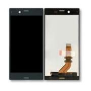 Ecran Tactile + Lcd Gris De Remplacement Pour Sony Xperia Xz (F8331 / F8332)
