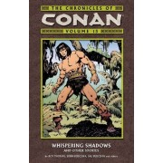 The Chronicles Of Conan: V. 13: Whispering Shadows And Other Stories