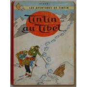 Les Aventures De Tintin Au Tibet