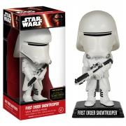 Star Wars: The Force Awakens First Order Snowtrooper Wacky Wobbler Bobble Head
