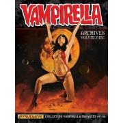 Vampirella Archives: Volume 9 by Budd Lewis