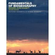 Fundamentals Biogeography 2ed by Richard John Huggett