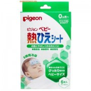 PIGEON Жаропонижающий пластырь для детей, 6 шт.