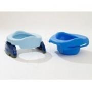 Potette Plus interior din cauciuc pentru WC pentru copii 20131 albastru