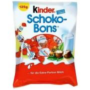 KINDER SCHOKO BONS BOLSA 125 GR.