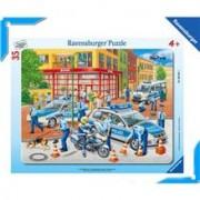 Puzzle Fortele Politiei, 35 Piese