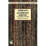 African-American Poetry by Joan R. Sherman