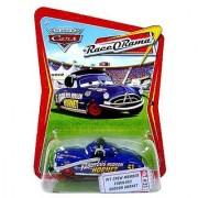 Disney Pixar Cars Race O Rama Pit Cew Member Fabulous Hudson Hornet #33