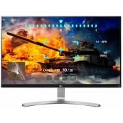 """Monitor IPS LED LG 27"""" 27UD68-W, 4K (3840 x 2160), HDMI, DisplayPort, 5 ms (Alb)"""