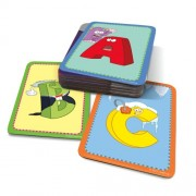 LeapFrog Tag Junior Book: Letter Factory Flash Cards letter factory ABC flash card (japan import)