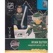 NHL Minnesota Wild Ryan Suter 2016 Stadium Series Special Edition OYO Minifigure