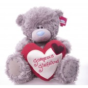 """Me to You - Ursulet Tatty Teddy Gorgeous Girlfriend Heart, Large, 12"""""""
