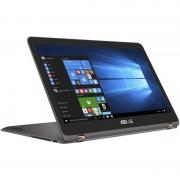 Laptop Asus ZenBook UX360UAK-C4197T 13.3 inch Full HD Touch Intel Core i5-7200U 8GB DDR4 256B SSD Windows 10 Grey