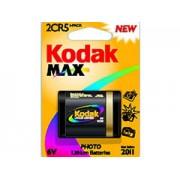 Kodak Max KL 2CR5 fotóelem