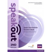 Speakout Upper Intermediate: Teacher's Guide with Resource & Assessment Disc Pack by Louis Rogers