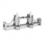 Metal Earth London Tower Bridge Zilver Editie