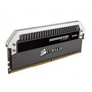 Corsair CMD8GX4M2B4000C19 Memoria RAM da 8 GB, DDR4, 4000 MHz, CL19, Kit 2 Pezzi, Nero