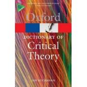 A Dictionary of Critical Theory by Ian Buchanan
