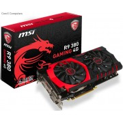 MSI AMD Radeon R9 380 4GB GDDR5 256-Bit Graphics Card