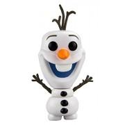 FUNKO Pop! Disney: Frozen - Olaf Collectible figure Disney: Frozen - action figures & collectibles (Collectible figure, Dibujos animados, Disney: Frozen, Multi, Vinilo, Caja) - Figura Frozen Funko Olaf (10cm)