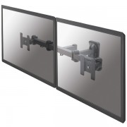 "Newstar - FPMA-W960D 27"" Negro soporte de pared para pantalla plana"