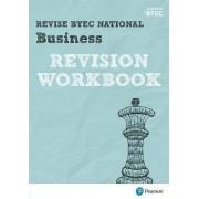 Revise BTEC National Business Revision Workbook