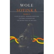 Soyinka Plays: A Play of Giants; From Zia with Love; A Source of Hyacinths; The Beatification of Area Boy v. 2 by Wole Soyinda