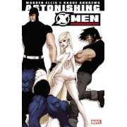 Astonishing X-Men: Xenogenesis by Warren Ellis