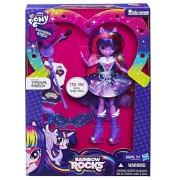 My Little Pony - RAINBOW ROCKS **SINGING TWILIGHT SPARKLE** A6780 (Se distribuye desde Reino Unido)