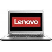 Laptop LENOVO IdeaPad 510, Intel Core i5-7200U, 15.6'' FHD IPS, 8GB DDR4, 256GB SSD, GeForce 940MX 4GB, FreeDos, Gun Metal