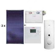 Pachet panouri solare Bosch 2 FKT-1S + WST 290-5SCE + B-SOL 100