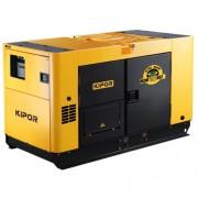 Generator insonorizat Kipor KDE100SS3