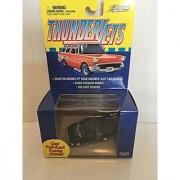 ThunderJets Black Pick up Truck- item # 393-02 by Johnny Lightning