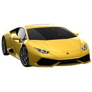 Bburago 1:18 Lamborghini Huracan LP 610-4 Die Cast Car, Yellow