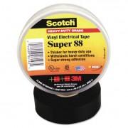 """Scotch 88 Super Vinyl Electrical Tape, 3/4"""" X 66ft"""