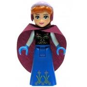 LEGO Friends Frozen Anna Minifigure [Loose]