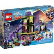 Lego super hero girls la fabbrica di kryptomite di lena luthor