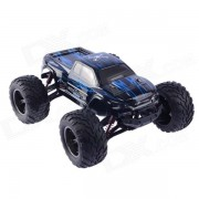 1:12 40KMH coche RC 2.4GHz RTR Monster Truck - azul + negro