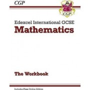 Edexcel Certificate / International GCSE Maths Workbook with Online Edition (A*-G) by CGP Books