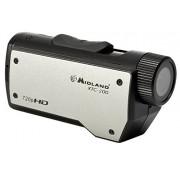 Midland XTC-200 - Cámara deportiva (1280 x 720 Pixeles, 640 x 480, 1280 x 720 Pixeles, 60 fps, SD, 32 GB, Ión de litio) Negro, Plata