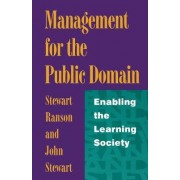 Management in the Public Domain by Stewart Ranson