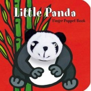 Little Panda Finger Puppet Book by Image Books
