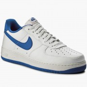 Обувки NIKE - Air Force 1 Low Retro 845053 102 Summit White/Game Royal