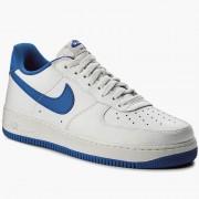Обувки NIKE - Air Force 1 Low Retro 845053 102 Summit White/Game Royal