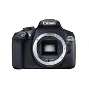 Canon EOS 1300D Body Fotocamera Reflex Digitale da 18 Megapixel, Wi-Fi, NFC, Nero/Antracite