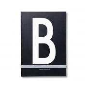 Design Letters - Personal Notizbuch von A-Z, B